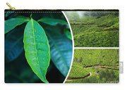 Collage Of  Tea Plantations In Munnar  Carry-all Pouch