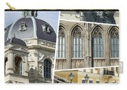 Collage Of Vienna Carry-all Pouch