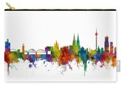 Cologne Germany Skyline Carry-all Pouch