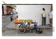 Colombia Fruit Cart Carry-all Pouch