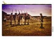 Colonial Soldiers At Fort Mifflin Carry-all Pouch
