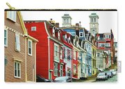Colorful Houses In St. Johns In Newfoundland Carry-all Pouch