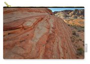 Colorful Sandstone Wave In Valley Of Fire Carry-all Pouch