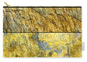 Colorful Slate Tile Abstract Composite V3 Carry-all Pouch