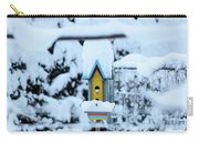 Colors In The Snow Carry-all Pouch