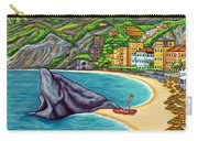 Colours Of Monterosso Carry-all Pouch