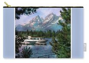 Colter Bay In The Tetons Carry-all Pouch