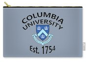 Columbia University Est. 1754 Carry-all Pouch