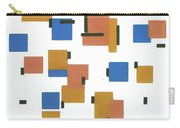 Composition With Colours Carry-all Pouch