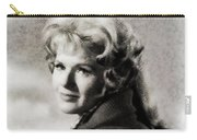 Connie Stevens, Vintage Actress Carry-all Pouch