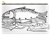 Constellation: Pisces Carry-all Pouch