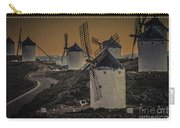 Consuegra Windmills 2 Carry-all Pouch