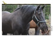 Cooke City Horses Carry-all Pouch