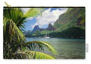 Cooks Bay With Sailboat Carry-all Pouch