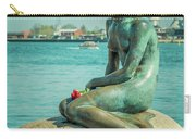 Copenhagen Little Mermaid Carry-all Pouch