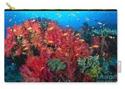 Coral Reef Scene Carry-all Pouch