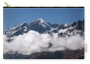 Cordillera Real And Illampu Carry-all Pouch