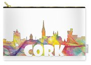Cork Ireland Skyline Carry-all Pouch