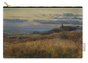 Cornfield At Sunset Carry-all Pouch
