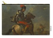 Cossack On Horseback Carry-all Pouch