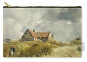 Cottage In The Dunes Carry-all Pouch