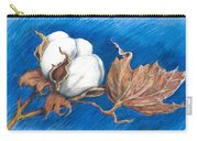 Cotton Picking Blues Carry-all Pouch
