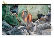 Cottontail Sunrise Carry-all Pouch