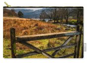 Countryside Gate Carry-all Pouch