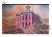 Courthouse Belmont Ghost Town Nevada Carry-all Pouch