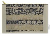 Coverlet Carry-all Pouch