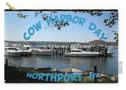 Cow Harbor Day Fun Carry-all Pouch