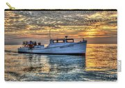 Crabbing Boat Donna Danielle - Smith Island, Maryland Carry-all Pouch