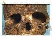 Cro-magnon Skull Carry-all Pouch