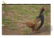 Crowing Carry-all Pouch