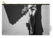 Crucifixion Carry-all Pouch by Dave Bowman