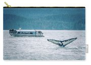 Cruise Ship Pier 91 In Seattle Washington Carry-all Pouch