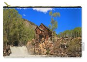 Crystal Colorado Historic Mill Carry-all Pouch