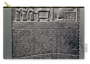 Cuneiform Carry-all Pouch