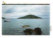 Cunski Beach And Coastline, Losinj Island, Croatia Carry-all Pouch