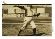 Cy Young With The Boston Americans 1908 Carry-all Pouch
