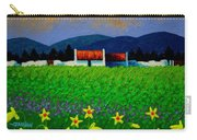 Daffodil Meadow Carry-all Pouch