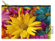 Daisies Petals Carry-all Pouch