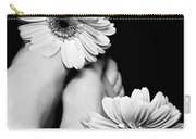 Daisy Toes Carry-all Pouch