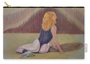 Dancer At Rest Carry-all Pouch