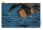 Dancing The Food Dance Carry-all Pouch
