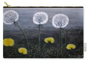 Dandelion Family Carry-all Pouch