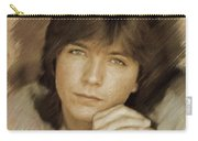 David Cassidy, Actor Carry-all Pouch