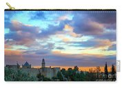 David Tower At Sunset  Carry-all Pouch