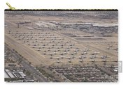 Davis-monthan Air Force Base Airplane Carry-all Pouch