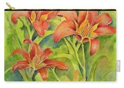 Day Lilies Carry-all Pouch
